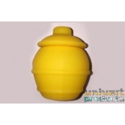 Boite silicone wax honey jar univert products