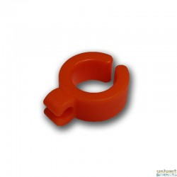 SMOKE RING GRAND BAGUE SILICONE POUR FUMEUR - UNIVERT PRODUCTS