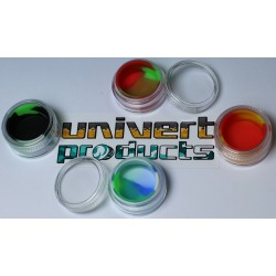 Boite silicone wax transparente univert products